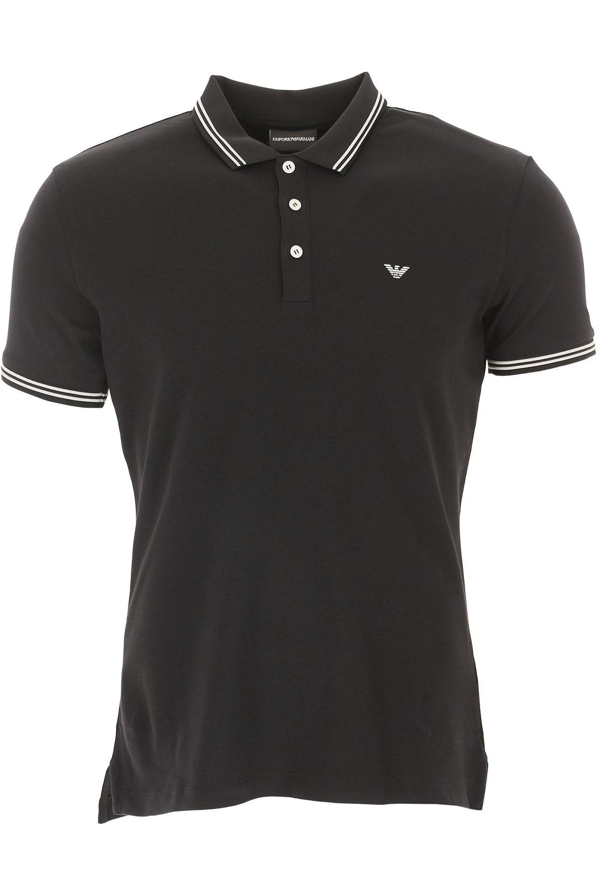 ae61005138 Emporio Armani Polo Μπλουζάκια για Άνδρες Σε Έκπτωση