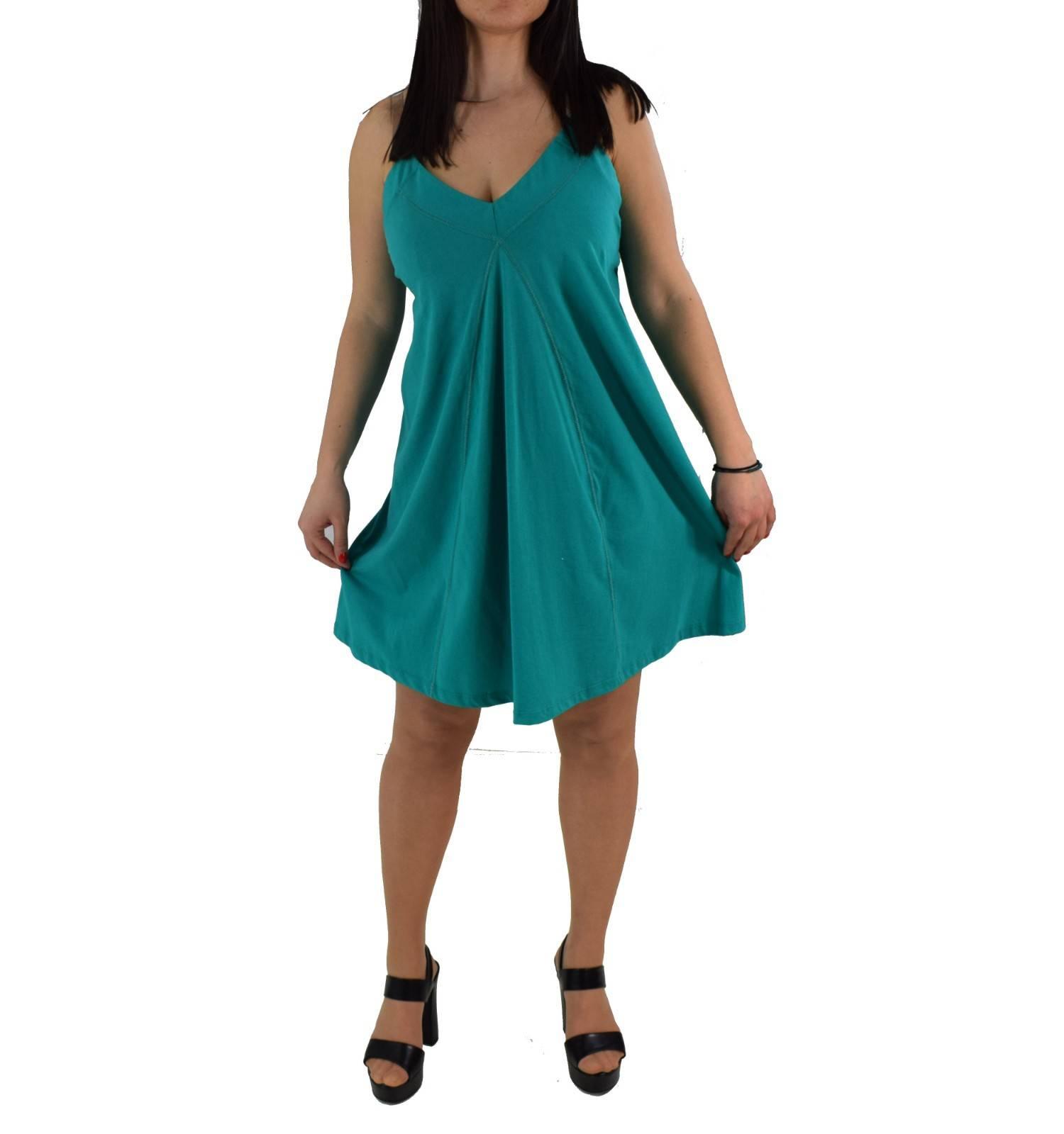 14231826d006 Γυναικείο Φόρεμα Toi Moi 50-2022-15 Τιρκουάζ toimoi 50-2022-15 ...