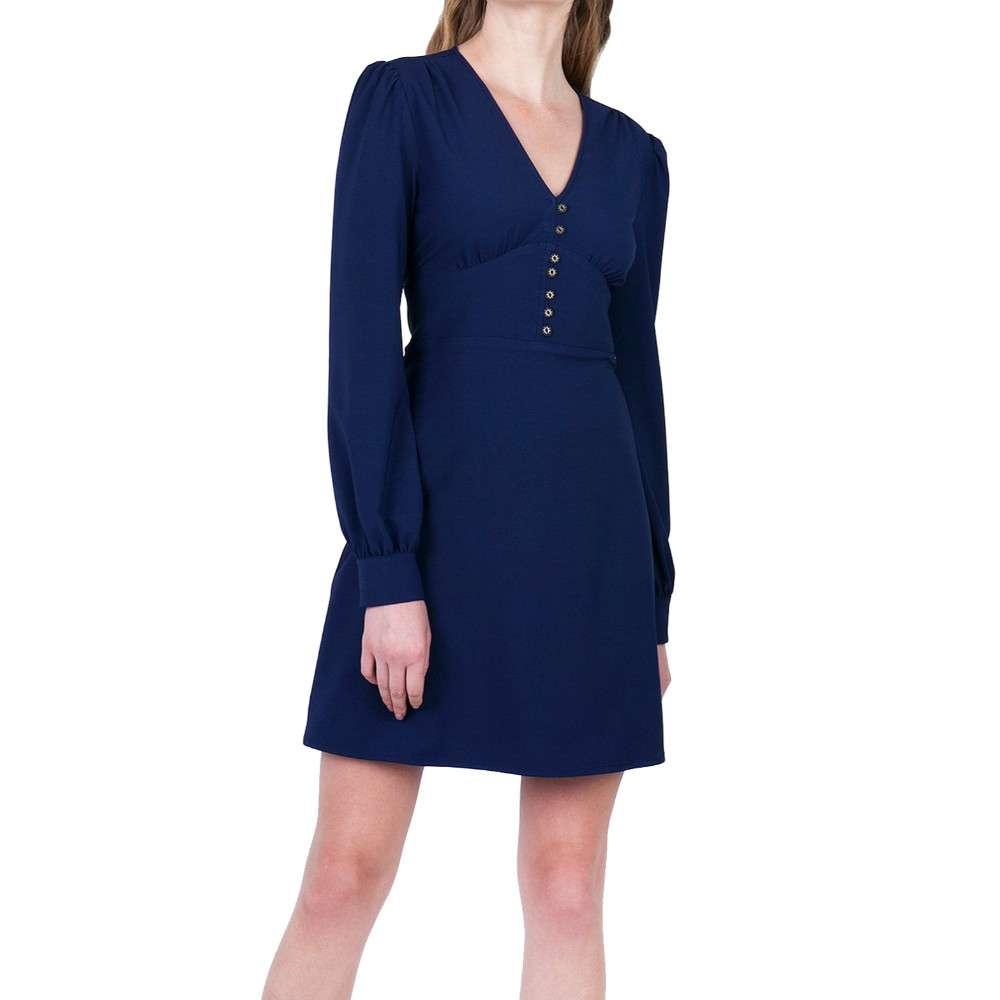 873ca702125f Φόρεμα Μίνι Toi&Moi 50-3432-18 Μπλε toimoi 50-3432-18 mple - Glami.gr