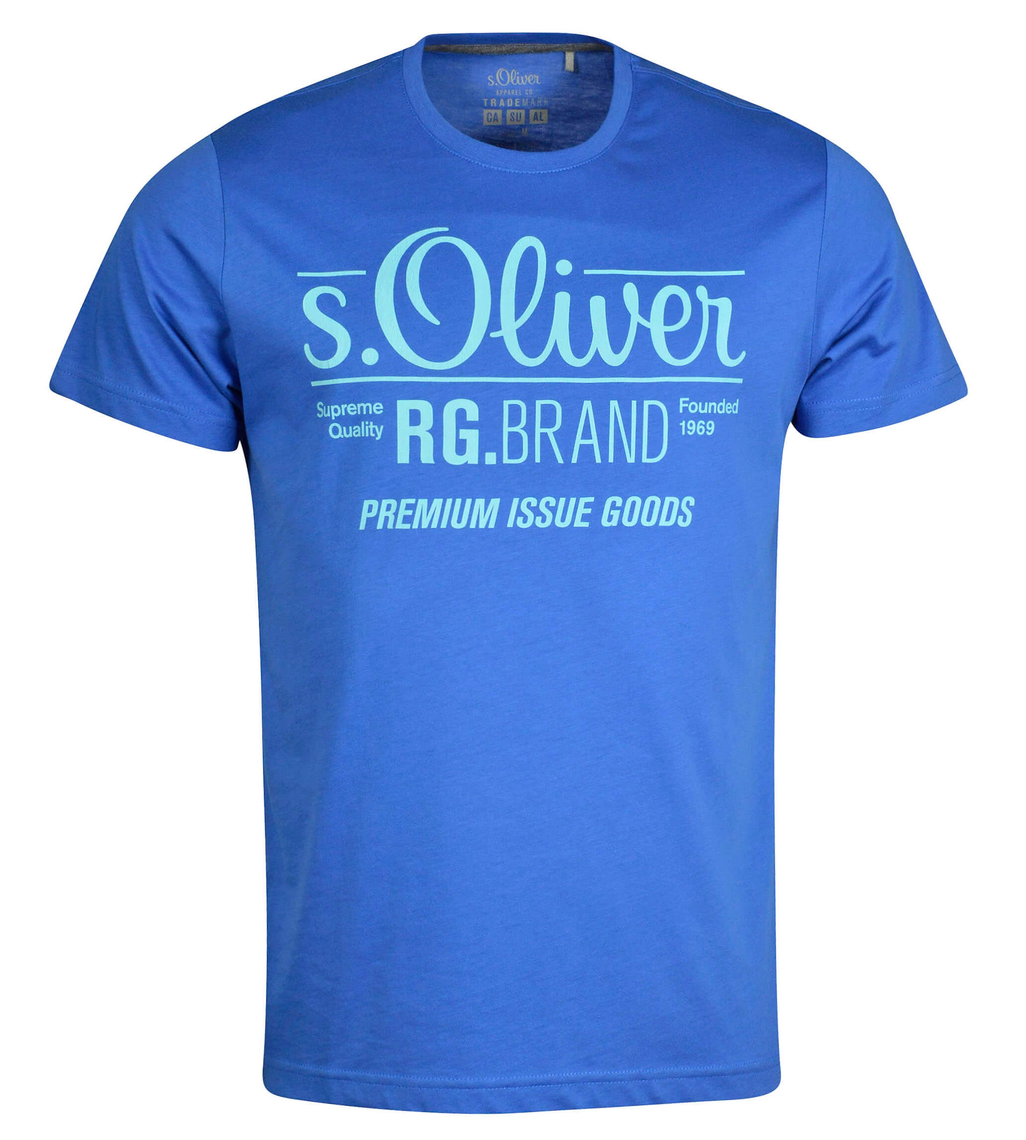 Ανδρικό T-shirt S.OLIVER 32.4501-6 - Glami.gr 33fdb16d006