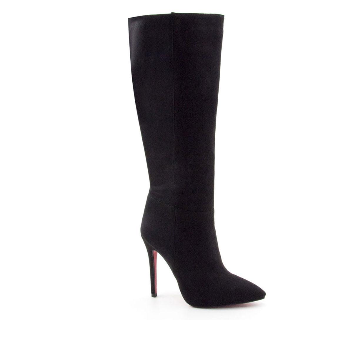 65b8a862a6c Γυναικείες Μπότες Ψηλοτάκουνες Μαύρες - Remake - Glami.gr