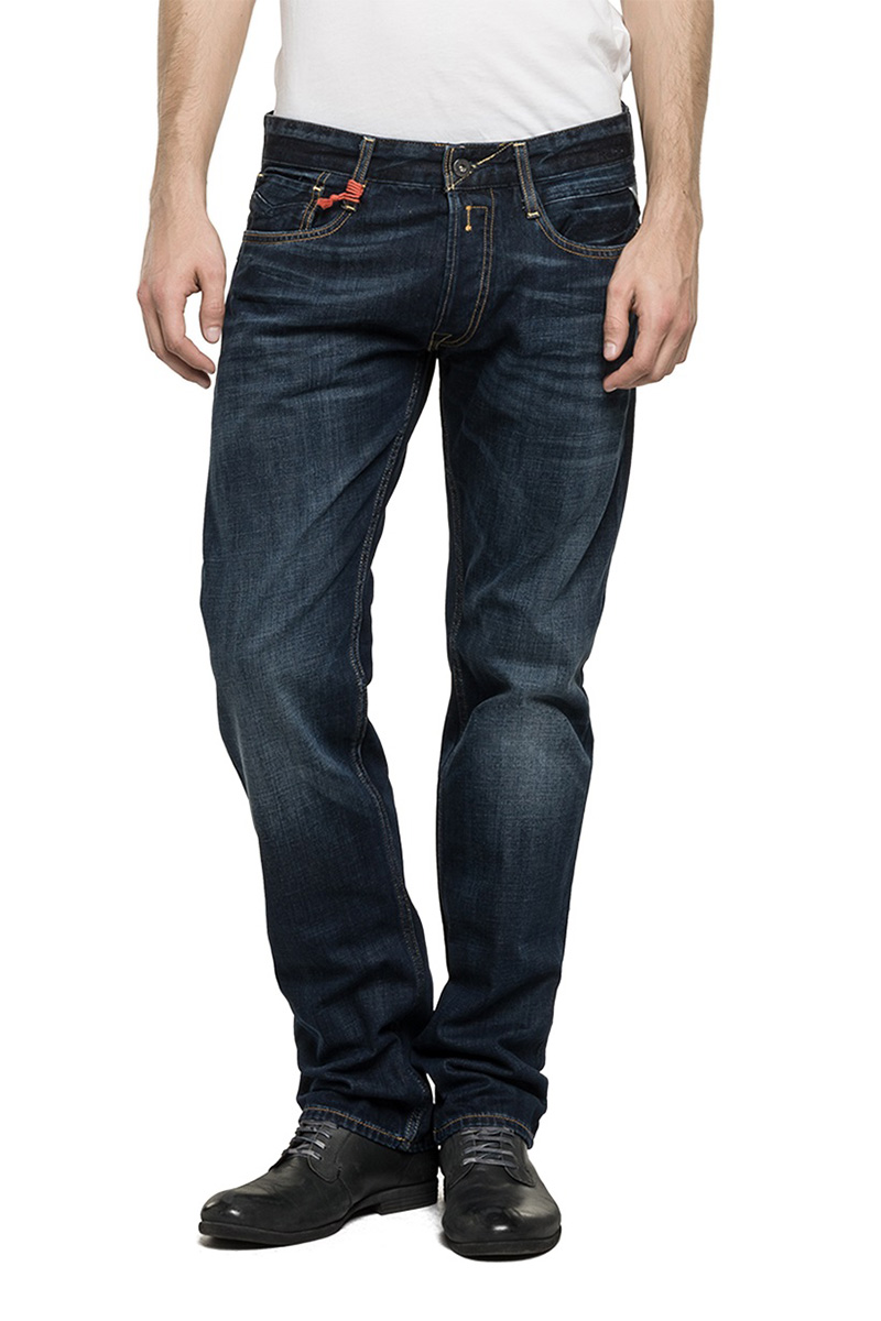 ce67ad9c94bb Replay ανδρικό Newbill comfort fit jeans - Glami.gr