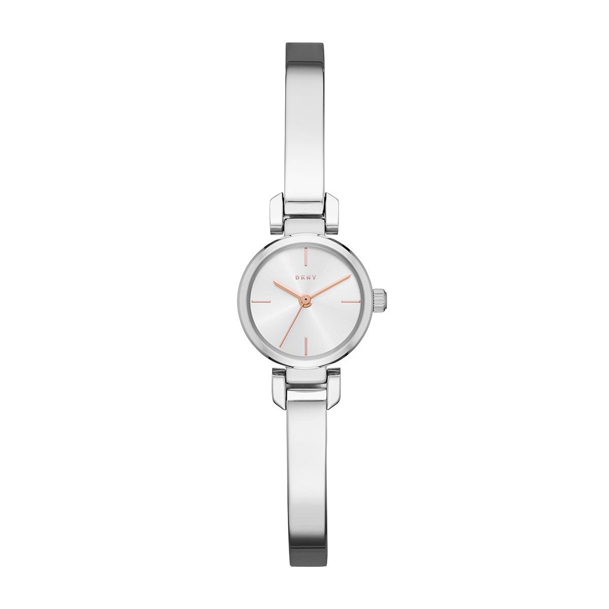 Ρολόι DKNY - Ellington NY2627 Silver Silver - Glami.gr 07254b25fcc