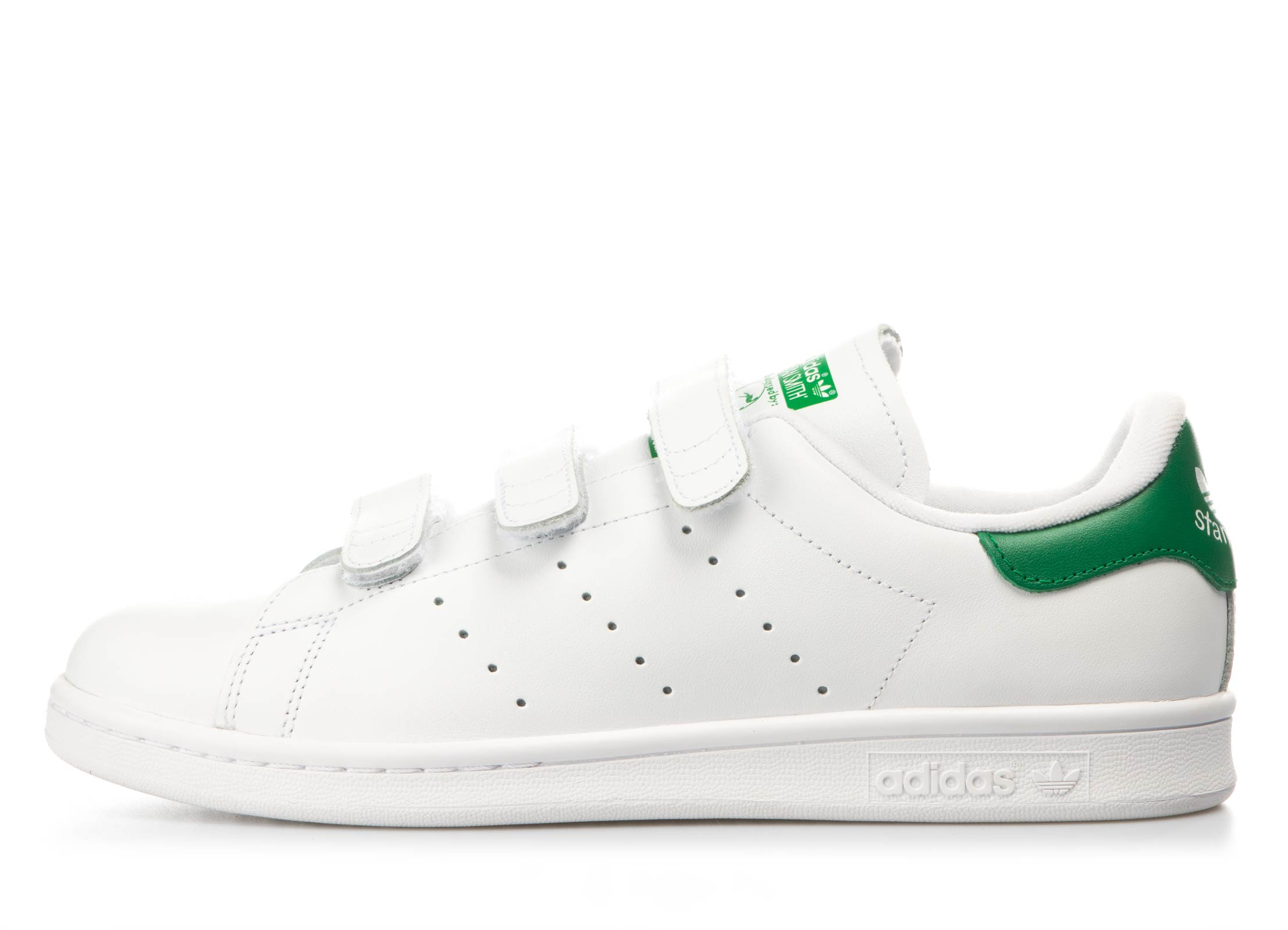 adidas Originals STAN SMITH CF S75187 Λευκό.