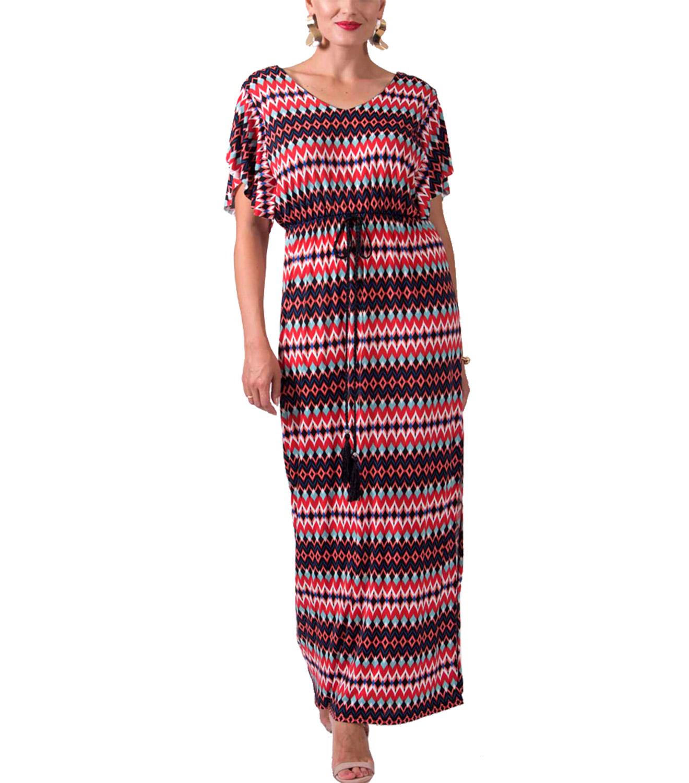 13ab71f5550c RAVE Μάξι φόρεμα με μοτίβα - 50 - Glami.gr