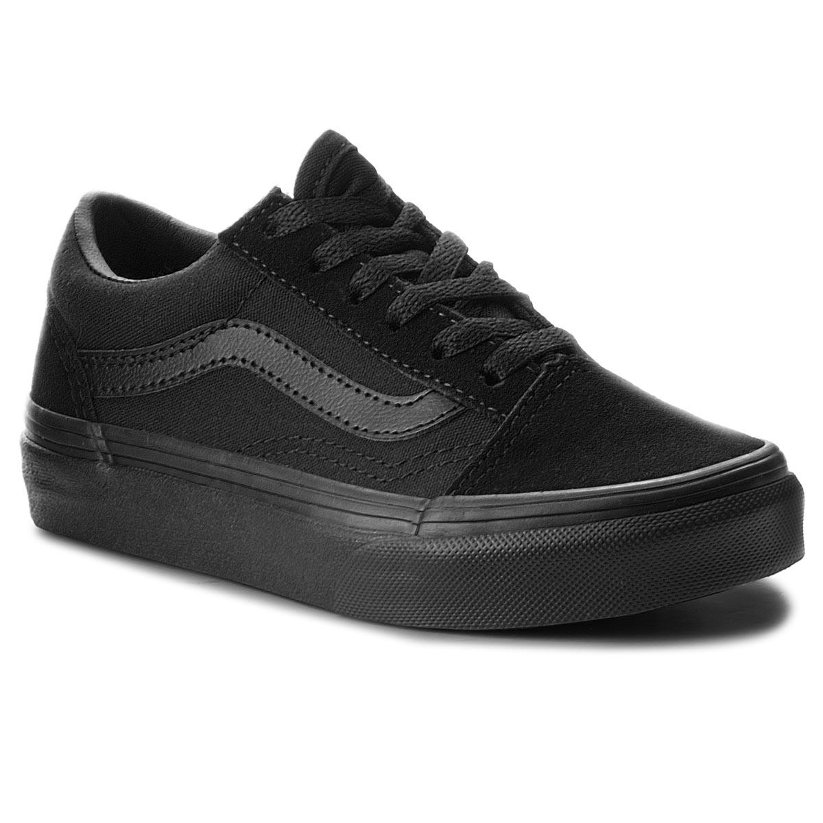 Πάνινα παπούτσια VANS - Old Skool VN000W9TENR Blk Blk - Glami.gr 26b327da7b0