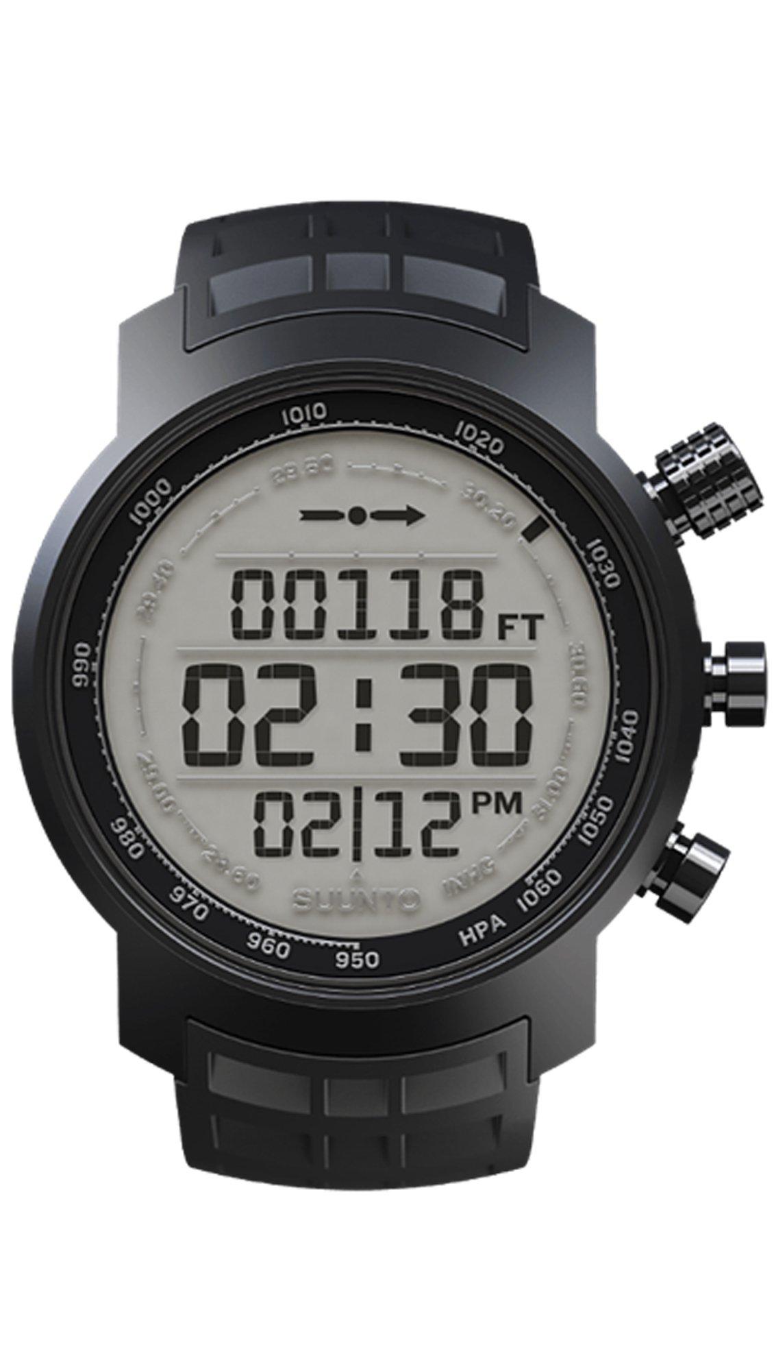 Ρολόι Suunto Elementum Terra με μαύρο λουράκι SS018732000 - Glami.gr 014a6e4052c