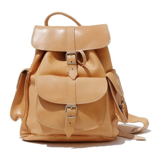 ... τσάντα πλάτης με 3 τσέπες (ΧΡΩΜΑ ΦΥΣΙΚΟ). -10%. Δερμάτινη ... e49c4825b3d