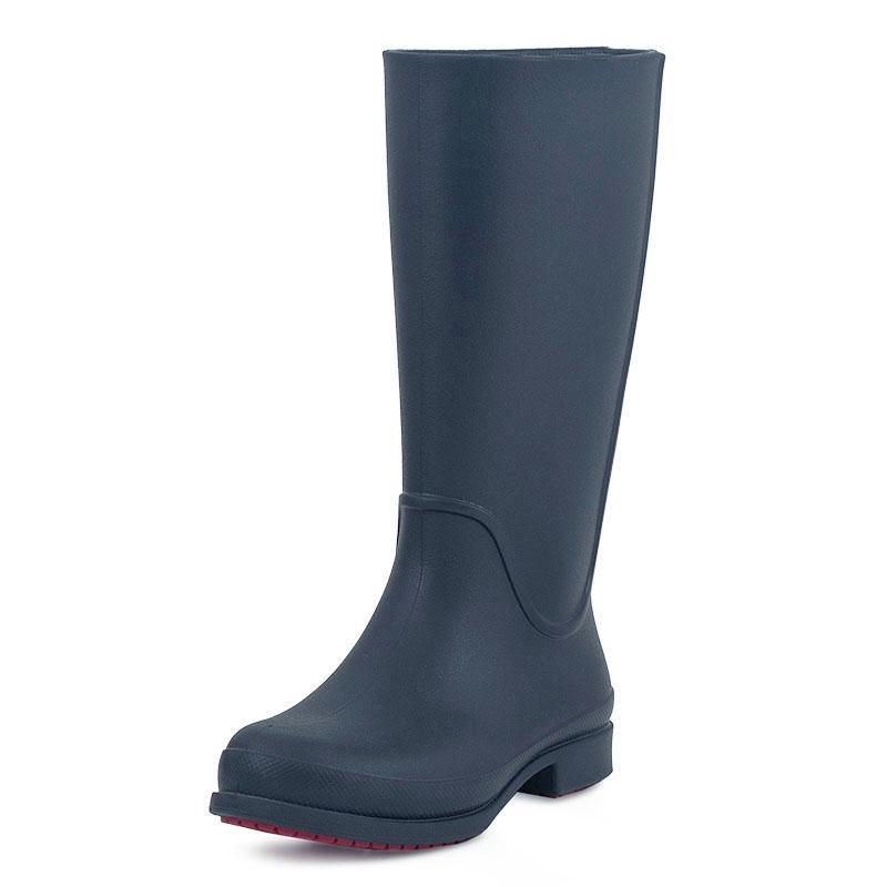 7715a211bbe Γυναικείες Γαλότσες Crocs (Wellie Rain Boot Blue) - Glami.gr