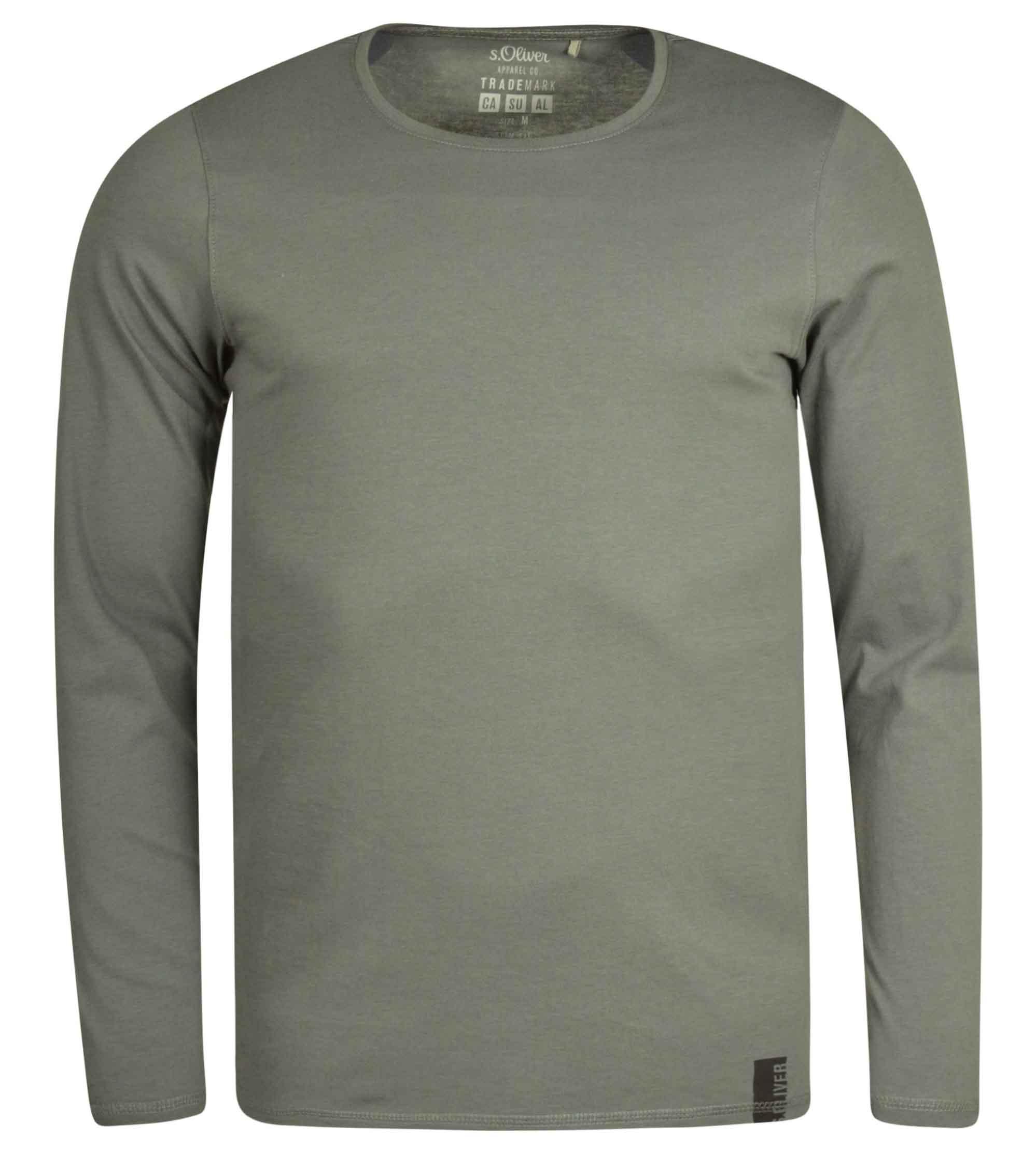 Ανδρική μπλούζα S.OLIVER 31.4535 - Glami.gr 6c6f21388b8