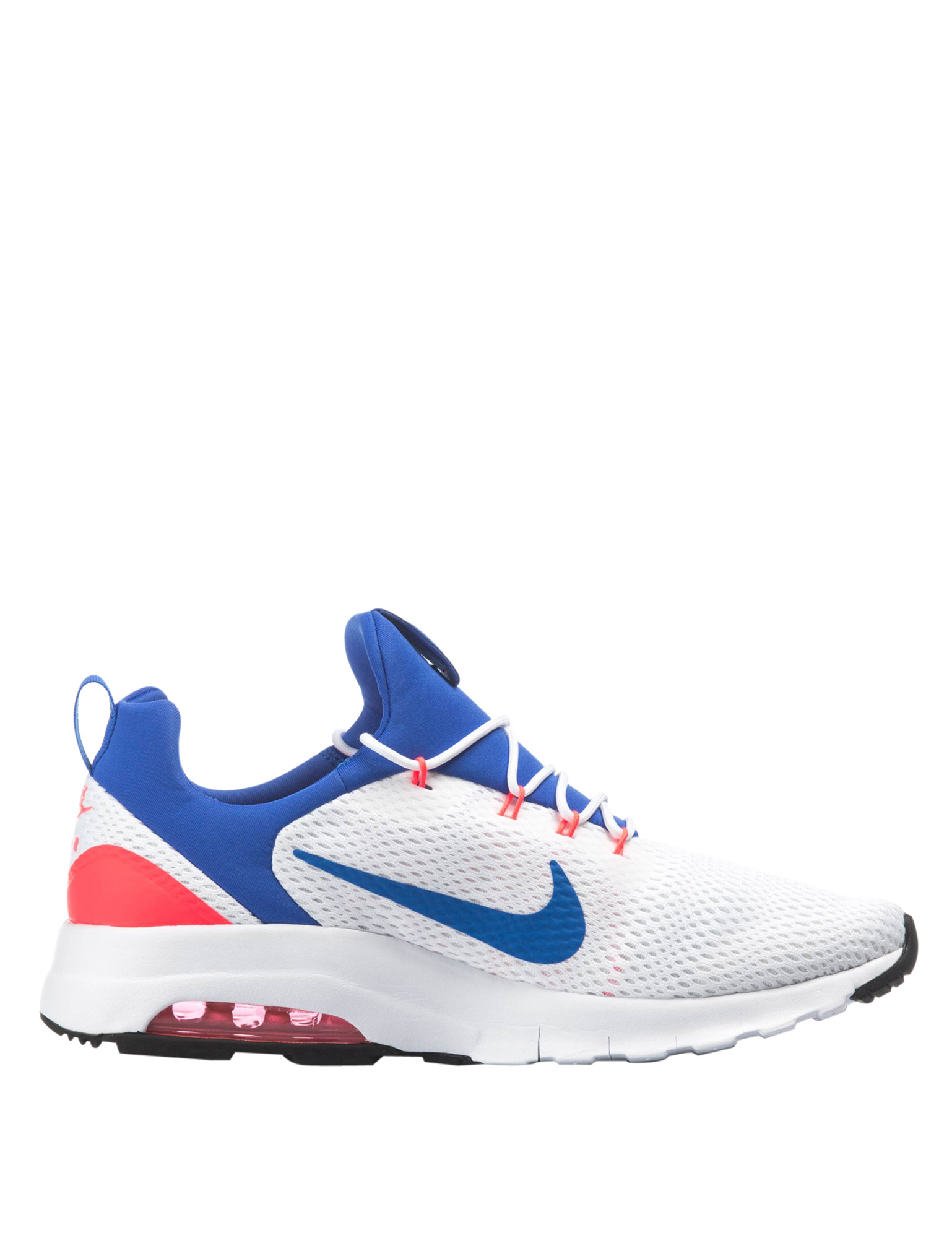 f26ae2a87c ... AIR MAX MOTION RACER MEN S WHITE-BLUE SNEAKERS. -40%. NIKE ...