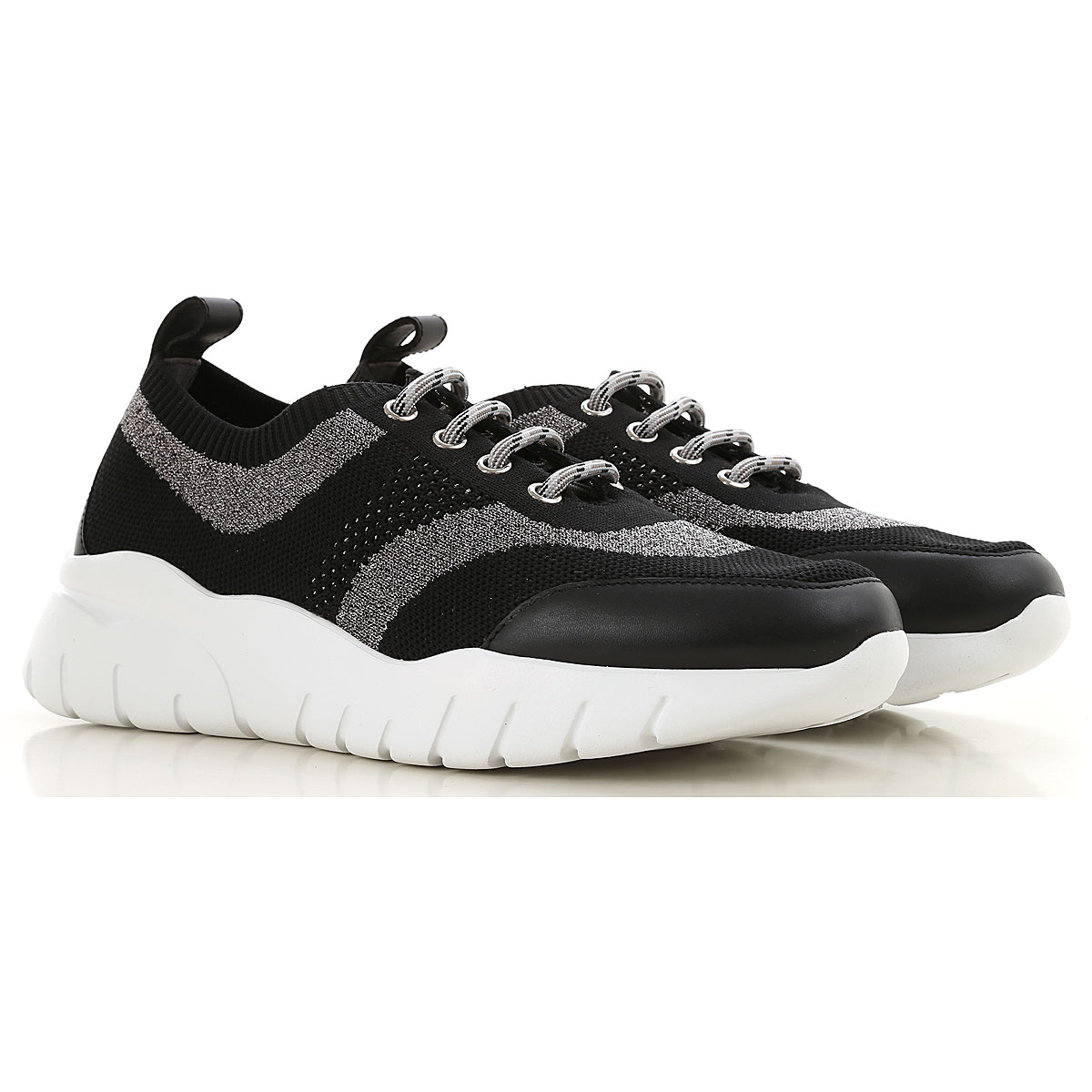 5afa612120e Bally Αθλητικά Παπούτσια για Γυναίκες Σε Έκπτωση, Μαύρο, Ύφασμα ...