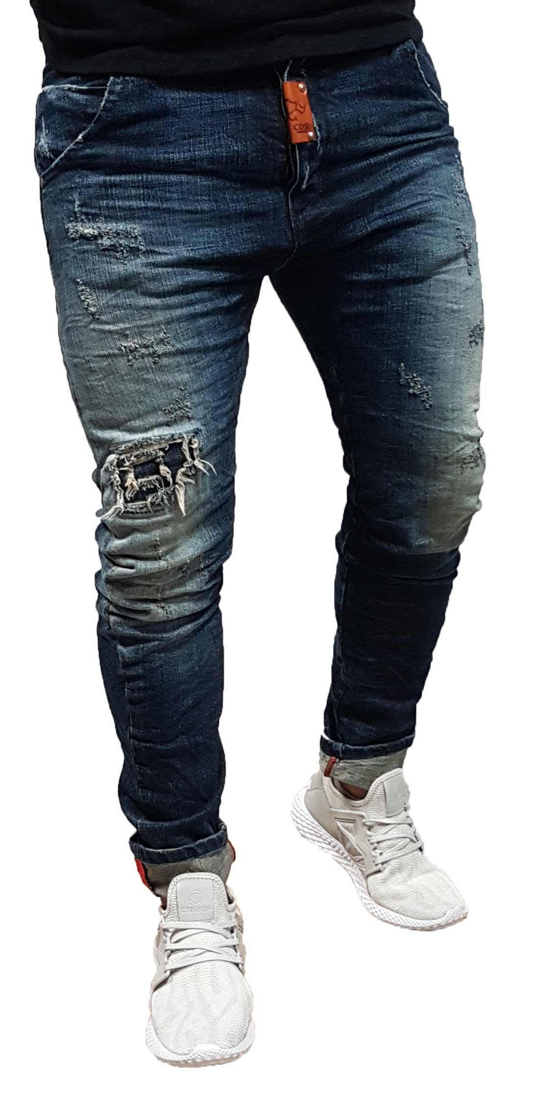 Cosi - 52-Bentley 1 - Blue - Παντελόνι Jeans - Glami.gr e5fc60c2638