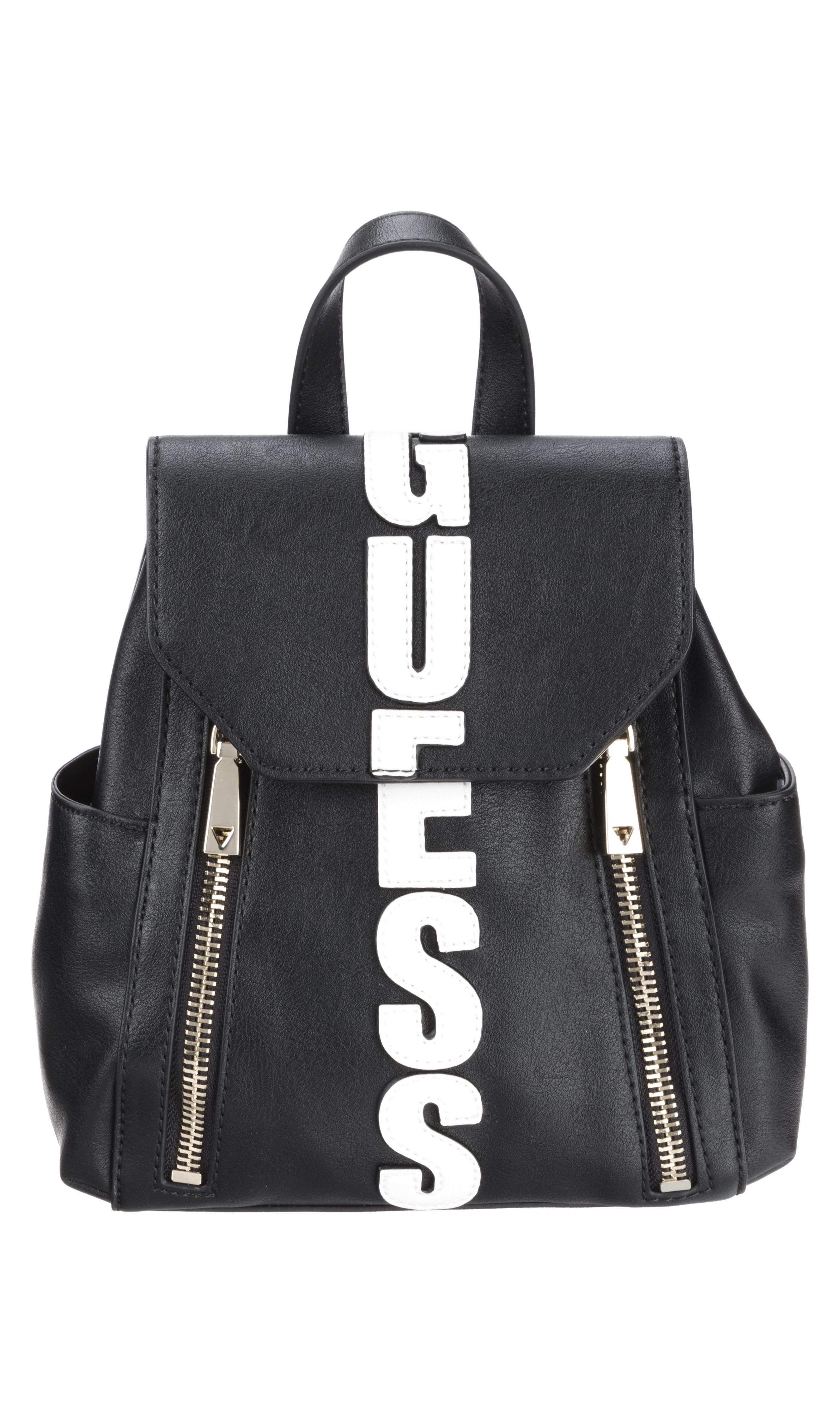 Women Guess Urban Sport Small Backpack Black - Glami.gr e213f68c33c