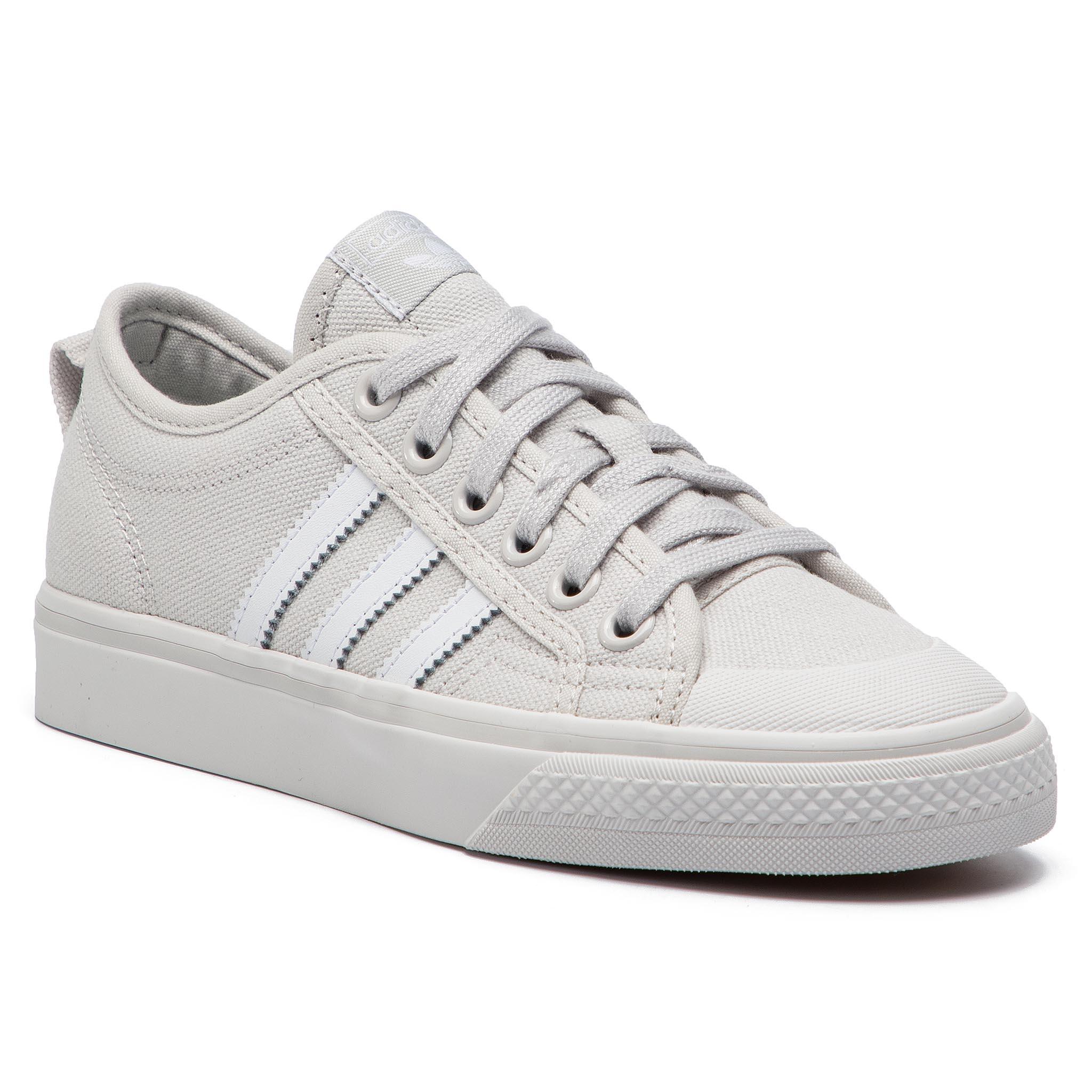 cd31d821cb Παπούτσια adidas - Nizza W D96445 Greone Ftwwht Crywht - Glami.gr