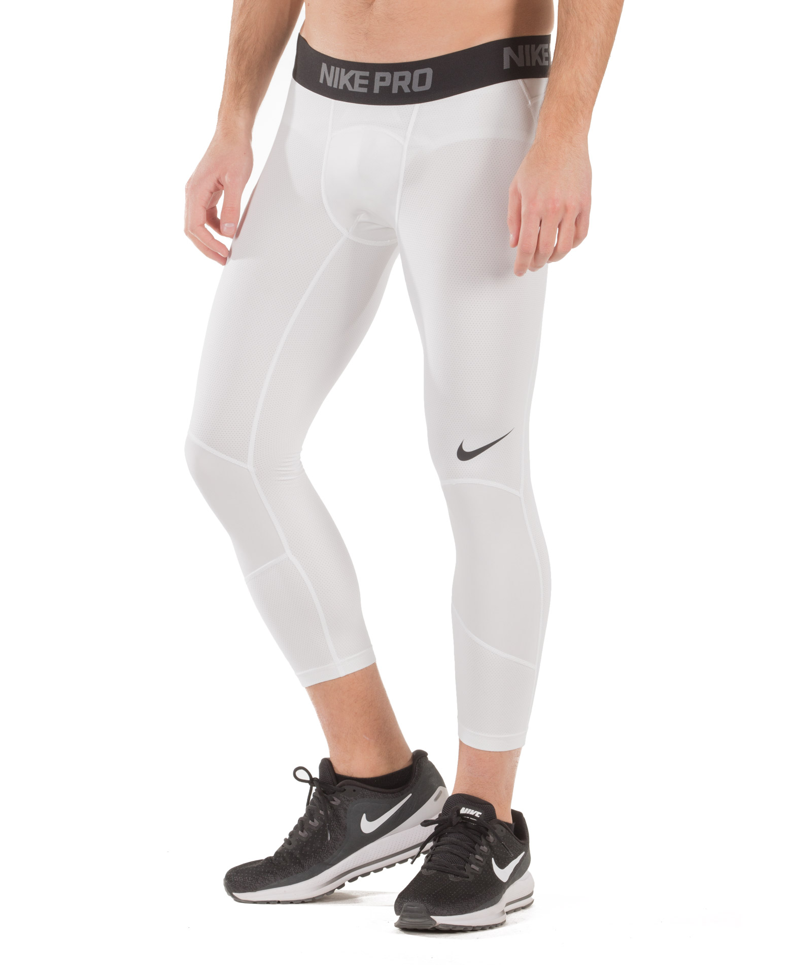 ee24031007d0 NIKE M NP DRY TIGHT 3QY BBALL 925821-100 Λευκό - Glami.gr