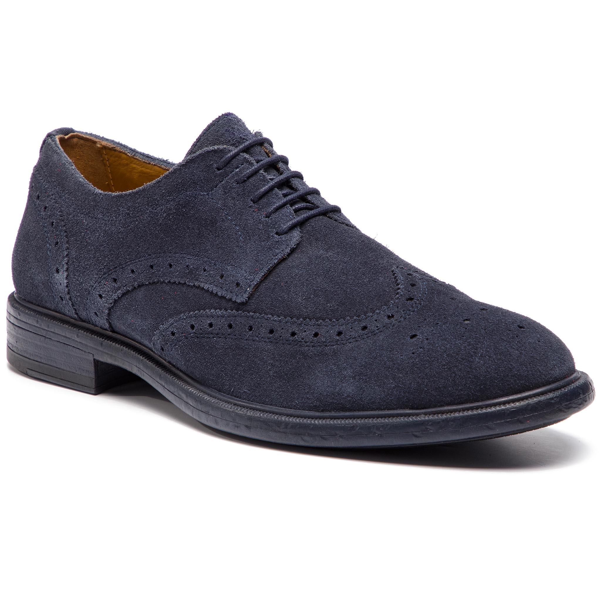 18e4c537ee8 Κλειστά παπούτσια GEOX - U Terence A U927HA 00022 C4002 Navy - Glami.gr
