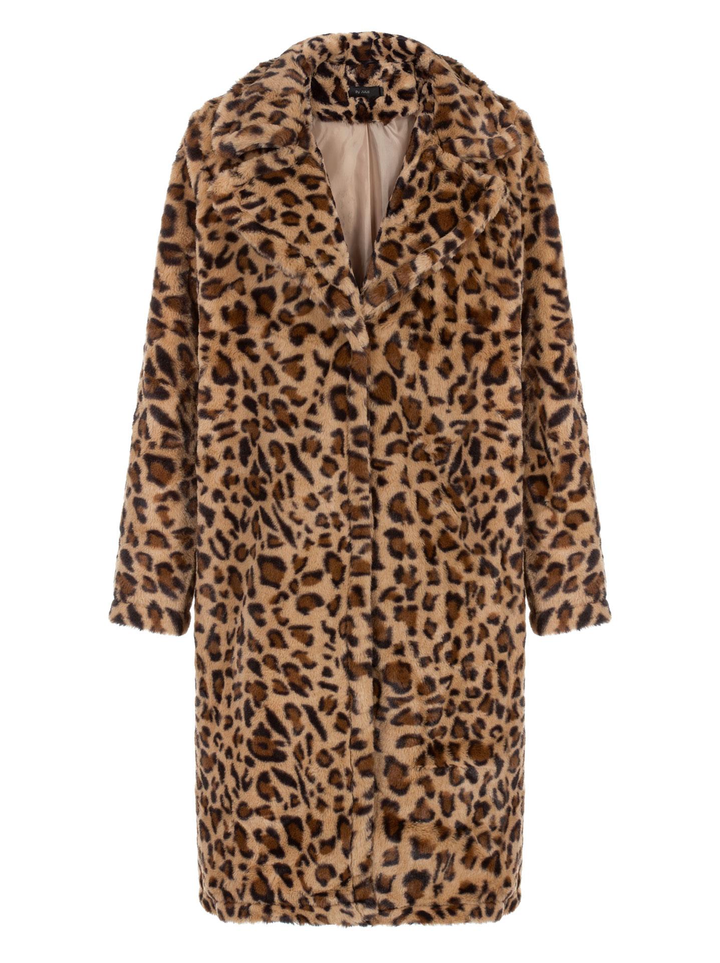 Celestino Λεοπάρ παλτό από συνθετική-οικολογική γούνα WL269.7032+1 ... 08319435a1c