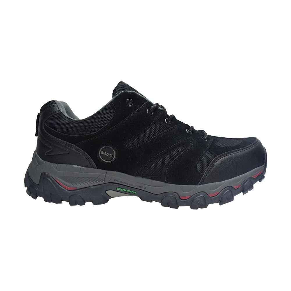 d22edd4dc44f PELMARK Παπούτσια Trekking Μεγάλα Νούμερο 765 Μαύρο - Glami.gr