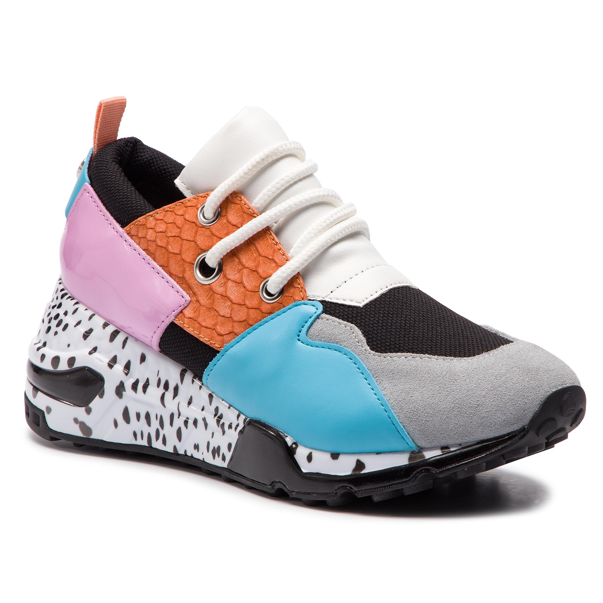 4056d7515fe Αθλητικά STEVE MADDEN - Cliff Sneaker SM11000185-04005-491 Turquoise Multi