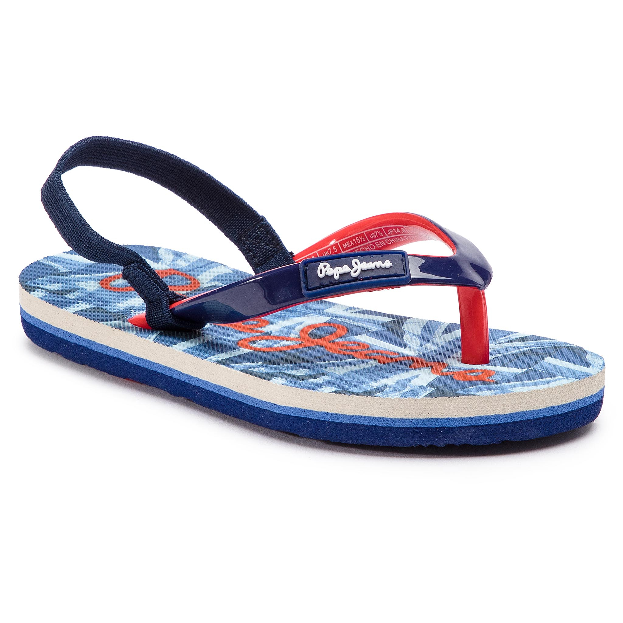 Σανδάλια PEPE JEANS - Beach Uk Kids PBS70029 Navy 595 - Glami.gr 5e6b9f2ae62