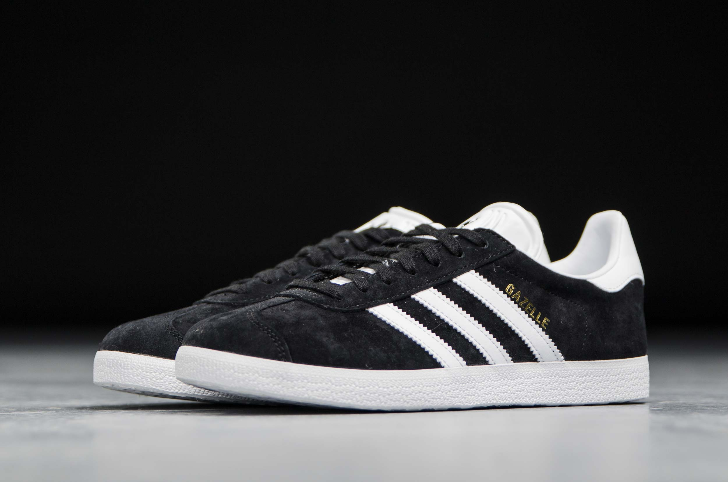 adidas Originals GAZELLE BB5476 Μαύρο.