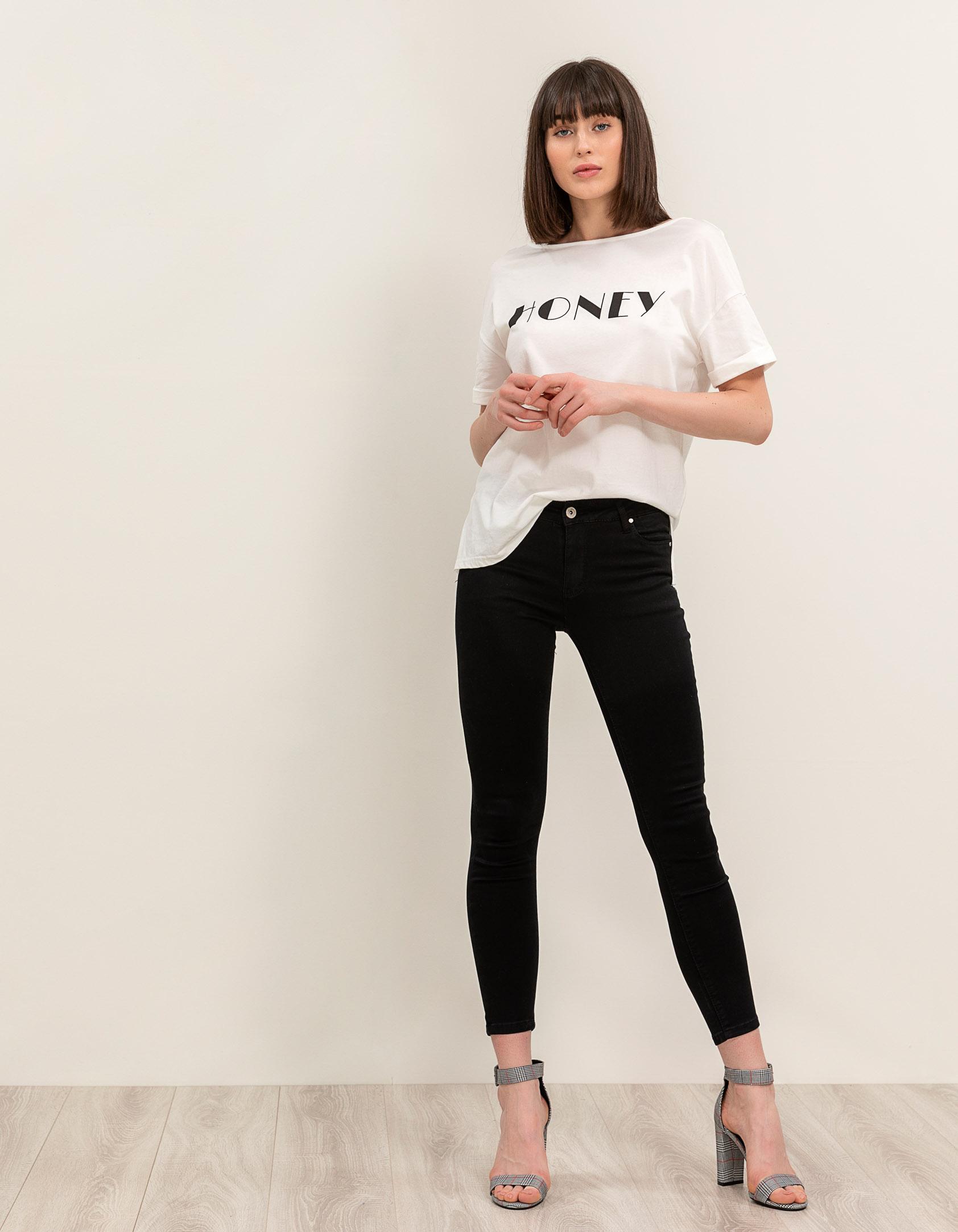 d83f58f2d9fc Issue Fashion Μπλούζα με δέσιμο χιαστί στην πλάτη - Glami.gr