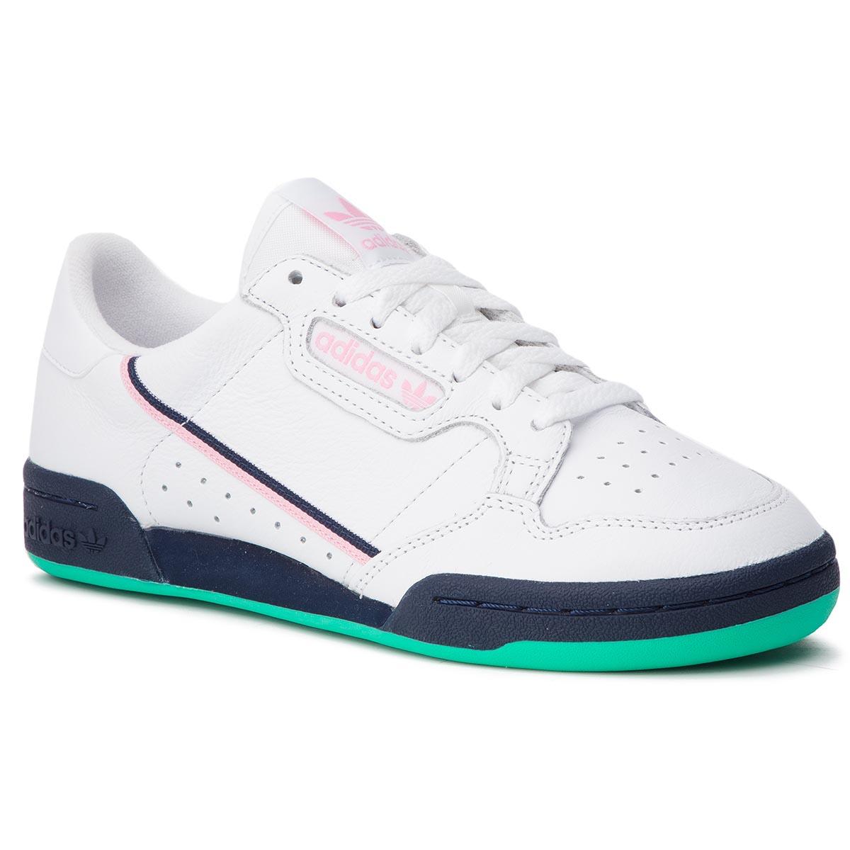Παπούτσια adidas Continental 80 W G27724 FtwwhtTrupnkConavy