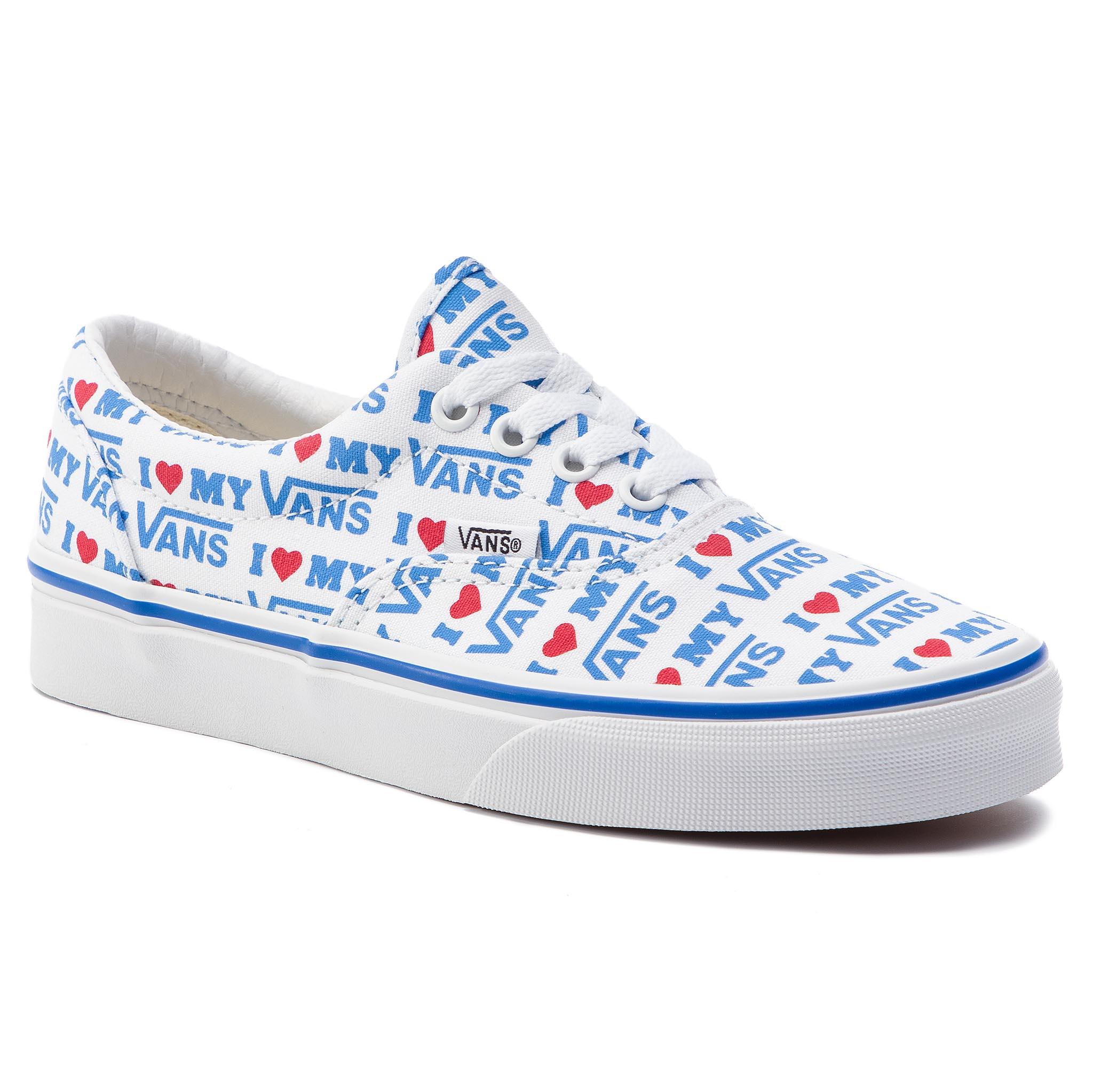 143b501c730 Πάνινα παπούτσια VANS - Era VN0A38FRVP51 (I Heart Vans) True White ...