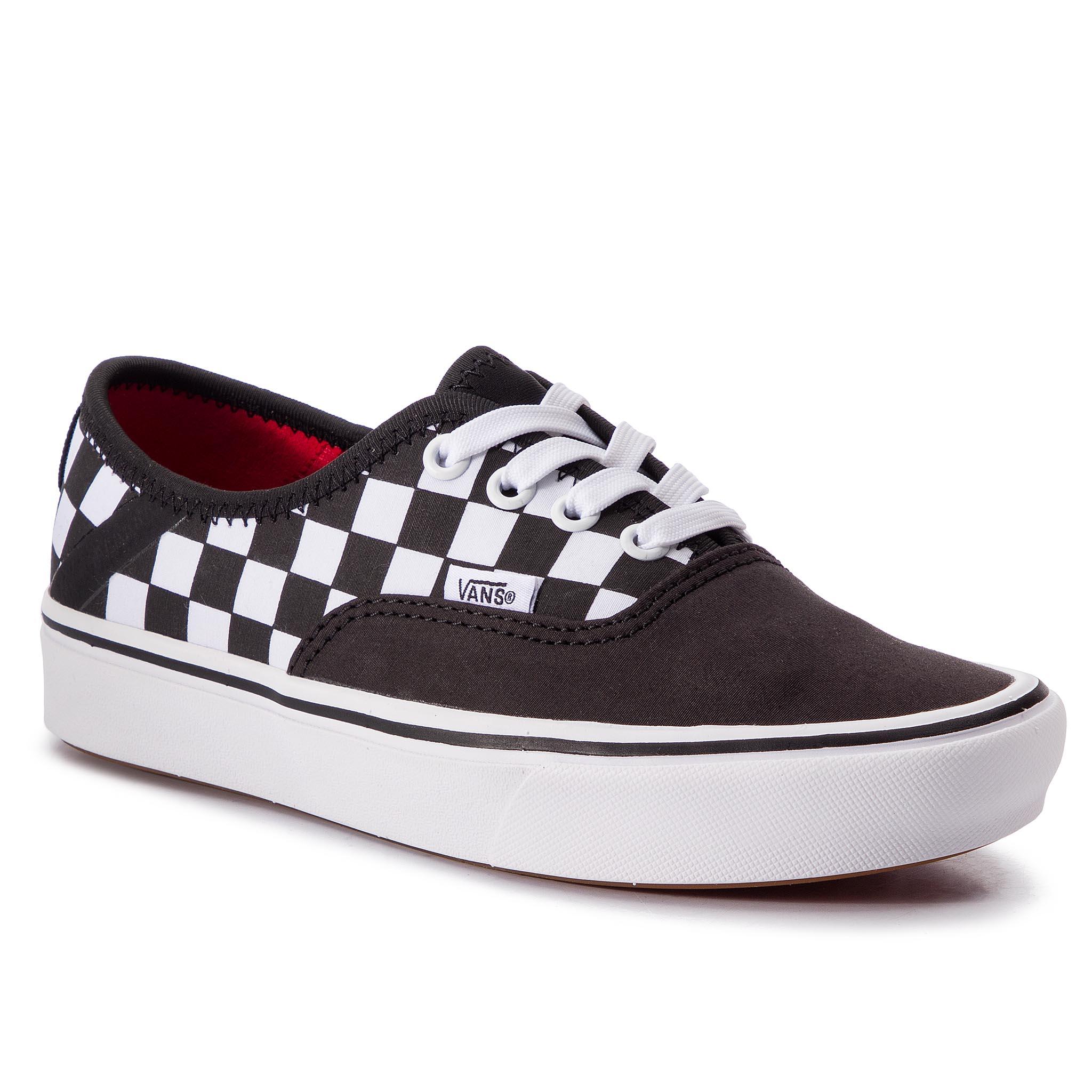 42f7980c941 Πάνινα παπούτσια VANS - Comfycush Authe VN0A3WM8VN81 (2 Tone)  Black/Checkerboa