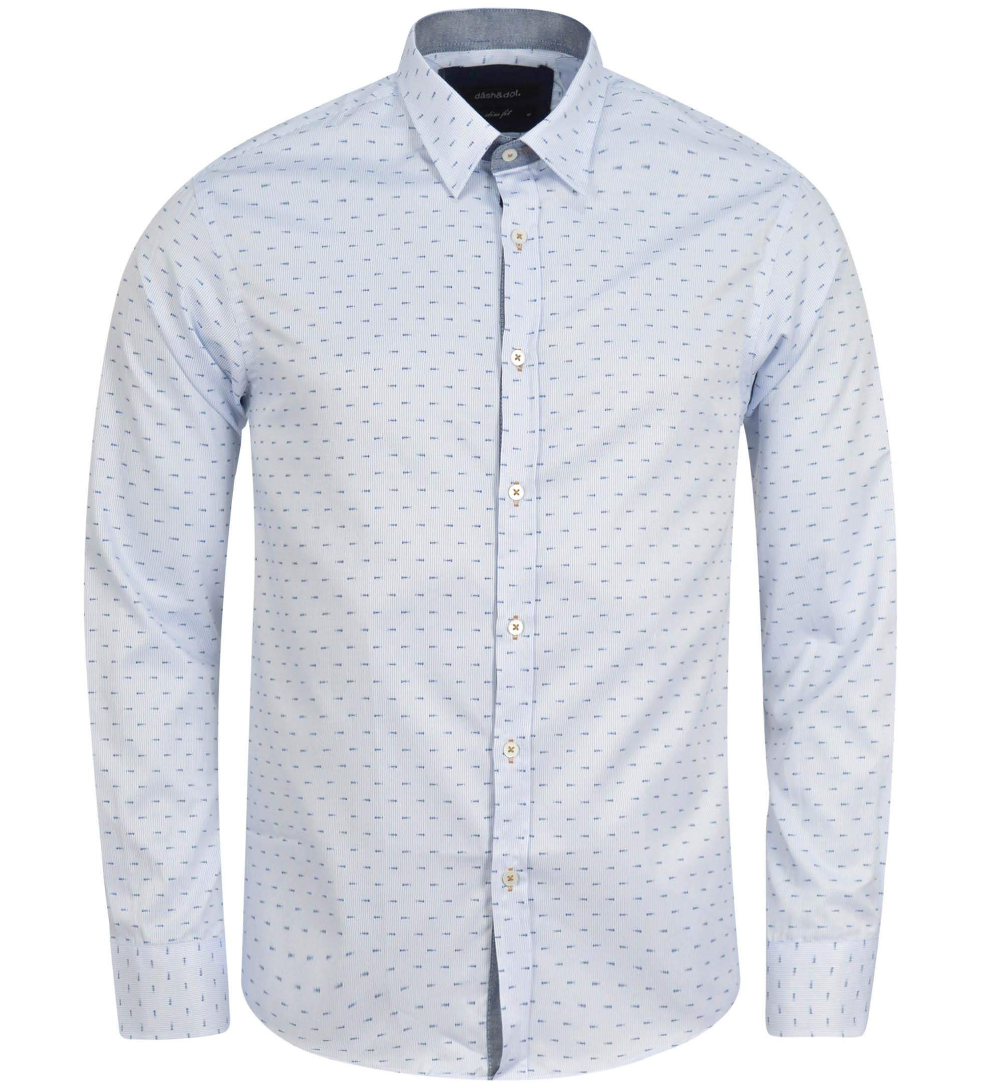 612f51da296f Ανδρικό πουκάμισο Dash Dot 09018 - Glami.gr