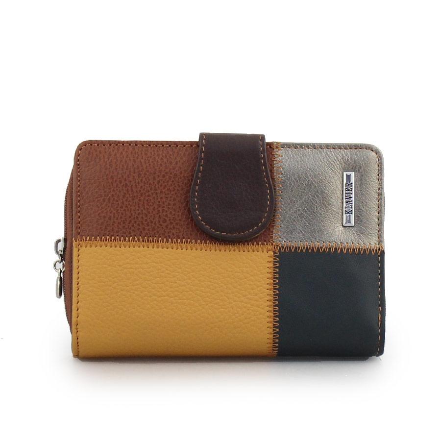 0111eb5fb1 InShoes Γυναικεία πορτοφόλια δερμάτινα πολύχρωμα Multi - Glami.gr