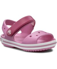 Σανδάλια CROCS - Crocband Sandal Kids 12856 Candy Pink Party Pink 8dd628e1037