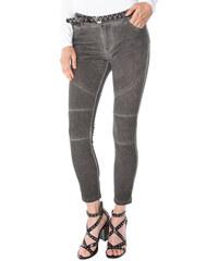 Women Guess Ginette Trousers Grey ba586f833b6