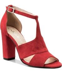 84f1693d672 Κόκκινα Γυναικεία σανδάλια και πέδιλα | 940 προϊόντα σε ένα μέρος ...