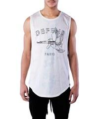 bf45f6d8bf47 Defend Paris Ανδρικές αμάνικες μπλούζες - Glami.gr