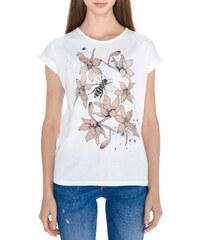Women Desigual Always For You T-shirt White dcc157e3306