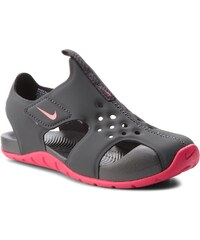 Σανδάλια NIKE - Sunray Protect 2 (PS) 943828 001 Anthracite Rush Pink 3f2eccbce04