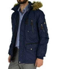 7a16eae025 Ανδρικό μπουφάν Jacket Inox μπλε 16541F