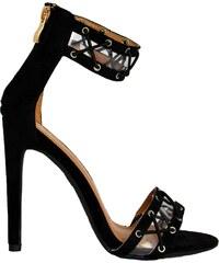 Μαύρα Γυναικεία σανδάλια και πέδιλα από το κατάστημα ToRouxo.gr ... cd3996d91d8