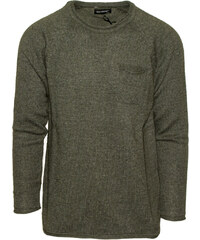 96e7d24562e7 VAN HIPSTER 712940-01 Ανδρική πλεκτή μπλούζα - μαύρη - Glami.gr
