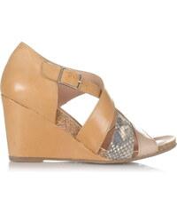 Συλλογή Wonders Καφέ Γυναικεία παπούτσια από το κατάστημα Brandbags ... 0fdbcb8fb9d
