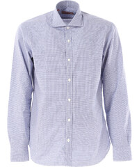 601c0ffd6bba Ανδρικό γαλάζιο καρέ πουκάμισο Slim fit CROPP - Glami.gr