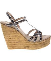 Moods Shoes Moods Γυναικείες Πλατφόρμες 6305 Ταμπά 403754 - Glami.gr c81374624be