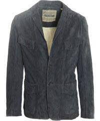 VIA CORSI Μπλε Καστόρινο Σακάκι 356699bf990