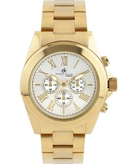 Ρολόι Daniel Klein Premium με διπλή ώρα και καφέ λουράκι DK11413-7 ... 5ac349f3a37