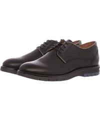 Damiani Ανδρικά Παπούτσια Δετά 634 Μαύρο Δέρμα 173f17fd77b