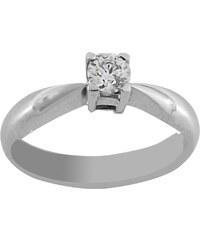 Watchmarket.gr Δαχτυλίδι μονόπετρο λευκόχρυσο 18 καράτια με μπριγιάν 0.28ct e08920cd871