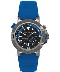 Ρολόι Nautica Porthole Dive Style με μπλε λουράκι NAPPRH001 a5c3538d38c