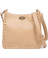 MIGATO Μπεζ τσάντα ταχυδρόμου 58047fbcadf